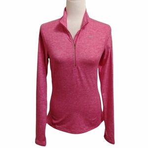 Nike Half Zip Dry Fit Active Wear Size XS/S